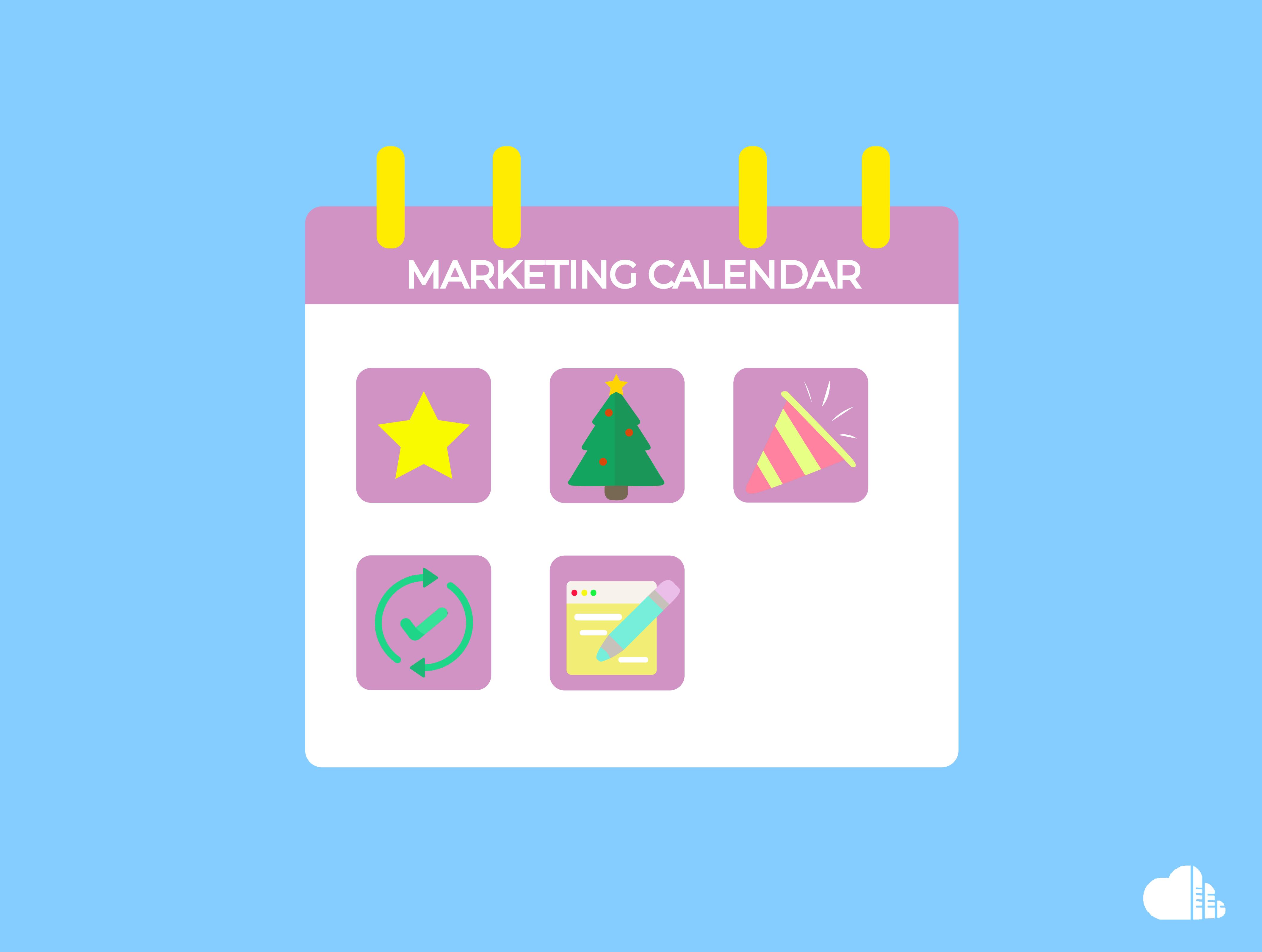 Posting Calendar