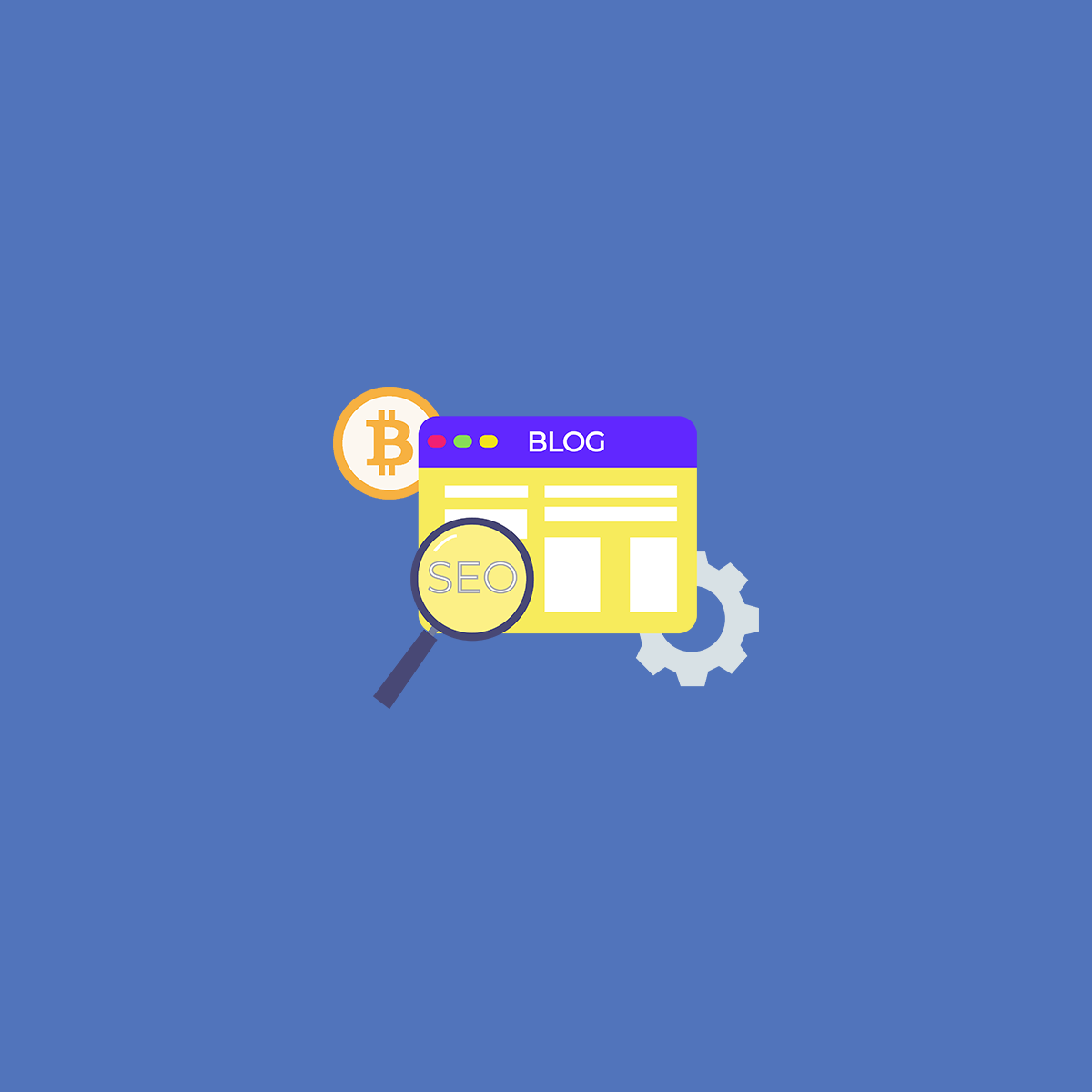 SEO optimized blog posts